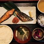 93420549 - 焼き魚定食890円(税込)