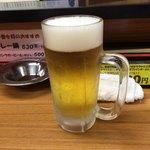酒一番 - まずはビール