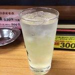 酒一番 - レモンサワー