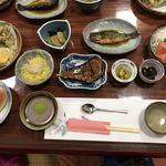 旅館 喜楽 - 料理写真:夕ご飯