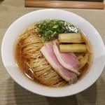 93425544 - 鴨らぁ麺