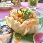 Hau Tree Lanai Restaurant - Sea Calypso  14.00ドル