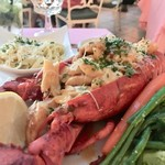 Hau Tree Lanai Restaurant - Kona Lobster  59.00ドル