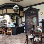 自由亭喫茶室 - お洒落な店内