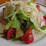 プラージュスッド - きまぐれサラダ、イタリア風