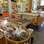しずおかマルシェ - 駿河湾の冷蔵海産品も。