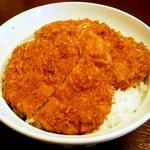 常盤館 - 料理写真:下仁田かつ丼