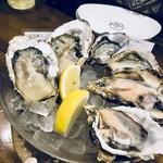 オストレア oysterbar&restaurant - お得な6個のセット