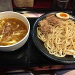 日乃屋カレー - カレーつけ麺 750円