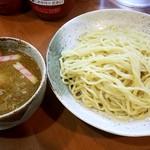 つけ麺 素家 - 味玉つけめん(大盛300g):900円