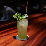 Bar Leather Apron - Gin Gin Mule