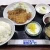 海鮮ろうど - 料理写真:ロースかつ定食=590円 税別