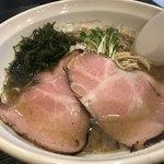布施丿貫 - 料理写真:煮干し清湯そば 780円
