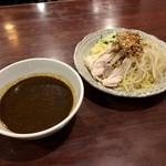 台湾風味 満福楼 - 料理写真:黒ゴマつけ担々麺