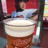 マツダズームズーム スタジアム広島 - ドリンク写真:生ビールと中崎