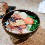 吾一 - ☆鶏丼 880円