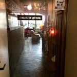 アメニテ ギンザ - 店の入口