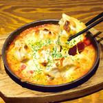 てけてけ - たっぷりチーズのピザ〜カルツォーネスタイル〜