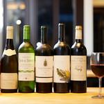 立ち呑みバル ORCA - ワイン