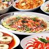 自然食ブッフェ姫蛍 - 料理写真:●10月は「サーモンのカルパッチョ」&「魚貝のアクアパッツァ」などが楽しめる「イタリアンフェア」!●