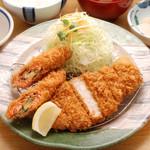 とん兵衛 - 秋鮭ロース