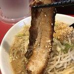 らー麺 つけ麺 おぐり - 炙りチャーシュー