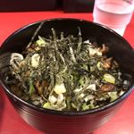 らー麺 つけ麺 おぐり - ランチセット チャーシュー飯