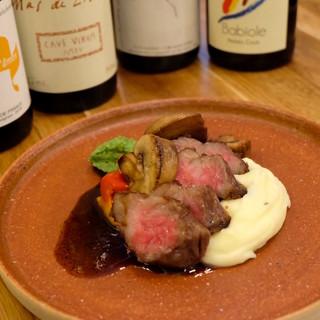 仏の田舎料理をベースに、懐かしくほっとする美味しさを提供◇