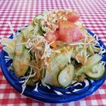 PILIPILI - セットのサラダ