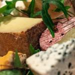 レストラン マノワ - 2018.9 フロマージュ