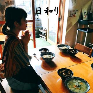敷居の低い本格的な和食のお店です。