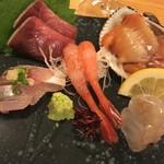 寿司海鮮 たはら - 2刺身