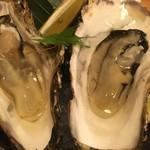 寿司海鮮 たはら - 3牡蠣