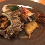 寿司海鮮 たはら - 4焼物