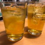 酎ハイスタンド 練屋 - ウーロン杯