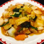 楼蘭 - 中華丼