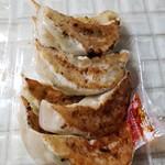 石崎ぎょうざ店 - 餃子