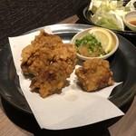 九州料理×もつ鍋 九州小町 - 桜島鶏の唐揚げ 680円+税