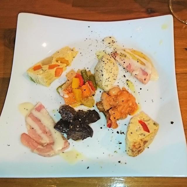 ブチ ボッケーノ - 前菜