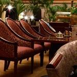 第一ホテル東京 ロビーラウンジ - ラウンジの雰囲気