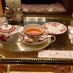 第一ホテル東京 ロビーラウンジ - ダージリンティー