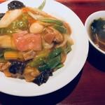 93471747 - 中華丼700円
