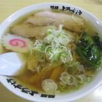 麺屋 ようすけ - 「ラーメン ¥580」
