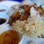 万国屋 - 九州もんのワタシのイメージとしては、アジアンなかしわ飯!