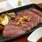 特選黒毛和牛赤身肉(120g)