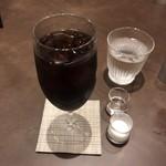 カフェ セジュール - アイス珈琲
