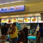 Blue Water Shrimp & Seafood - 外観