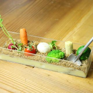女子会に♪美味しくヘルシーなお野菜料理
