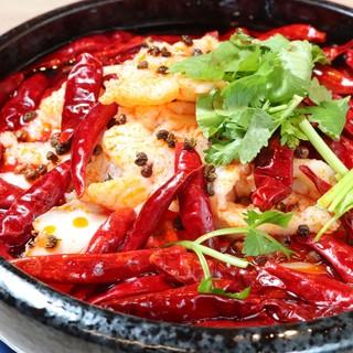 料理名:沸騰水煮魚