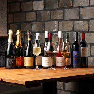 種類豊富なフランスワイン